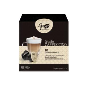 Go Caffè Gusto Cappuccino
