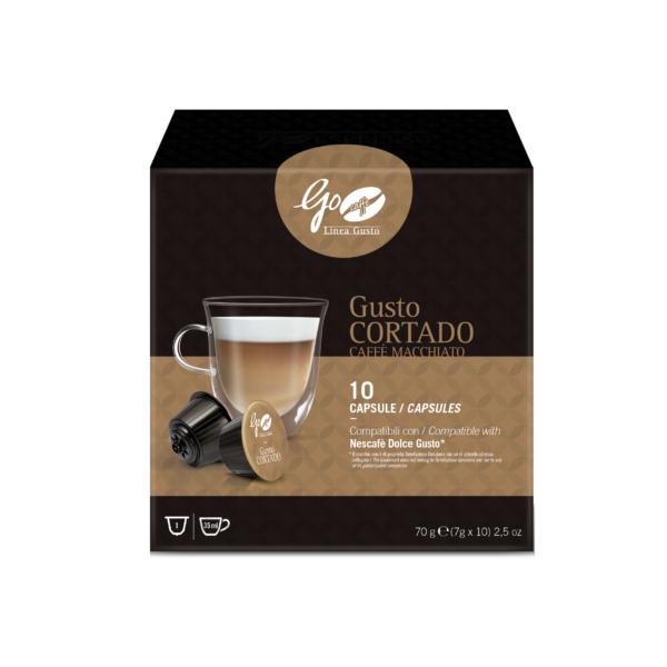 Go Caffè Gusto Cortado