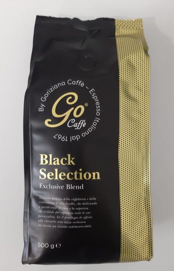 Go coffee Black selection